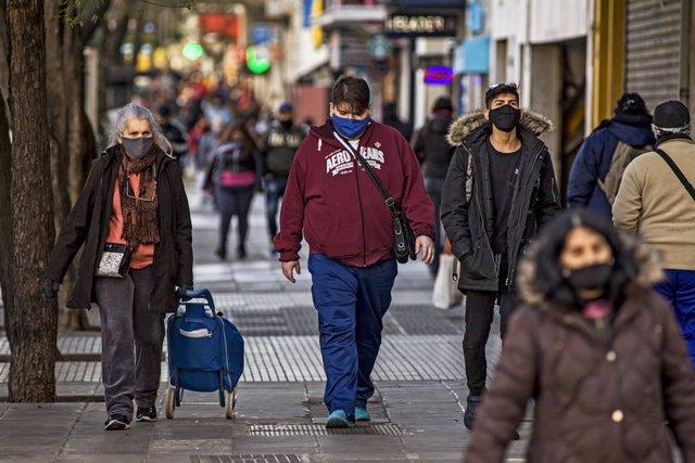 Coronavirus.- Argentina adelanta a China tras sumar una cifra récord de casos di