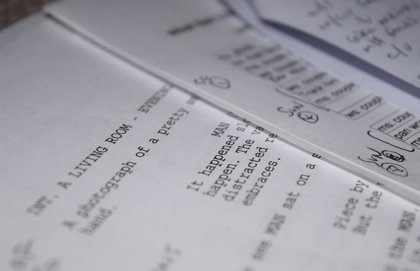 El IVC abre la convocatoria para el taller de escritura de guion 'Sources 2'