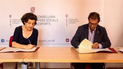 Asuntos Sociales y la UIB firman un convenio para renovar las alianzas de investigación de la cooperación al desarrollo