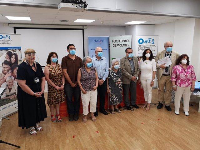 OAFI_Manifiesto contra recortes sanitarios antisociales que perjudican la salud de mujeres y mayores con artrosis