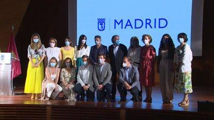 El Ayuntamiento de Madrid homenajea a Alejandro Sanz