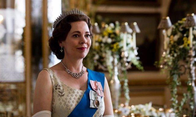 Imagen de la tercera temporada de The Crown