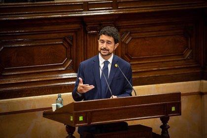 """Calvet cree que si Catalunya tuviese """"los recursos que tocan"""" habría más vivienda social"""