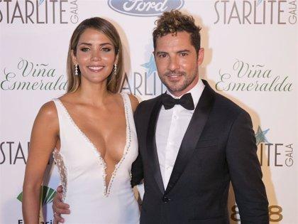 Rosanna Zanetti y David Bisbal, vacaciones de ensueño en su mejor momento