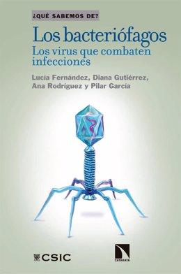 Libro 'Los virus que combaten infecciones'