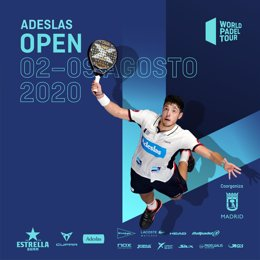 El Adeslas Open del WPT se disputará en Madrid del 2 al 9 de agosto