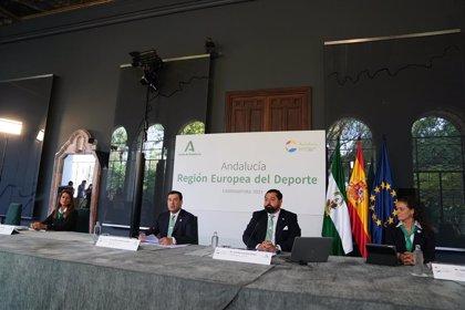 Andalucía, designada como Región Europea del Deporte en 2021