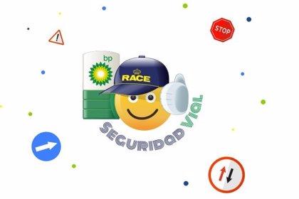 BP y RACE ofrecerán 12.000 cursos online a clientes de BP y sortearán experiencias de conducción