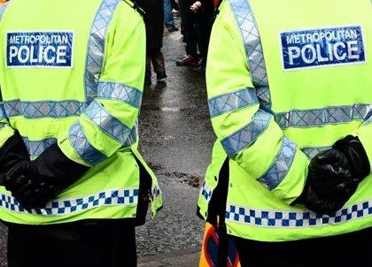 La Policía de Reino Unido detiene a cuatro hombres por planear supuestamente ataques terroristas