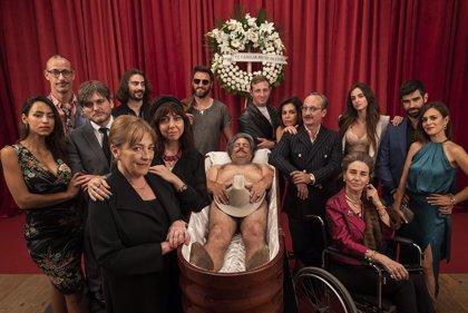 Comienza el rodaje de 'Deudas', la nueva serie de Carmen Maura en Antena 3