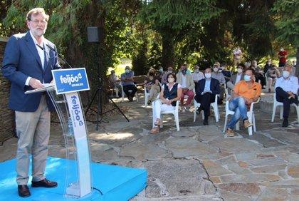 """Rajoy pide en Lugo que se vaya a votar """"sin miedo"""" porque """"no se debe hacer caso a los que mienten"""""""