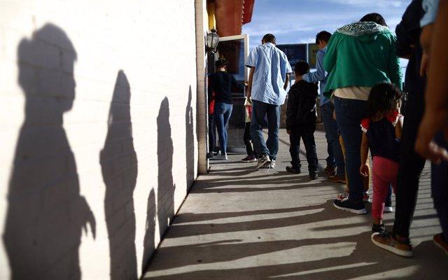 EEUU.- ACNUR expresa su preocupación por la propuesta para endurecer el sistema