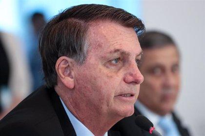 """Brasil.- Bolsonaro denuncia una persecución en su contra y """"reta"""" a la prensa para que muestre sus mensajes de odio"""