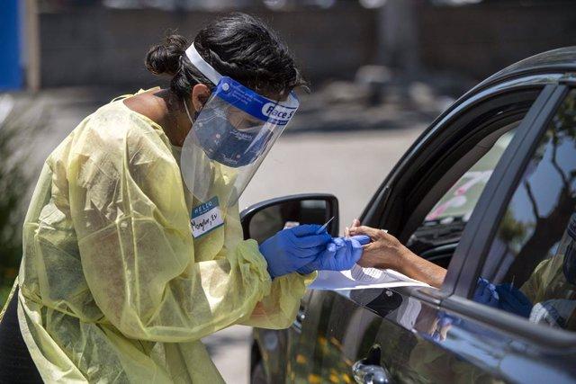 Coronavirus.- Estados Unidos supera la barrera de los dos millones de casos de c