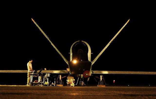 DDHH.- Al menos 11 países han desplegado drones con el propósito de emplear la f