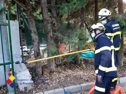 Muere un hombre de 57 años en Los Barrios (Cádiz) tras tocar un cable de alta tensión junto a la alambrada de su finca