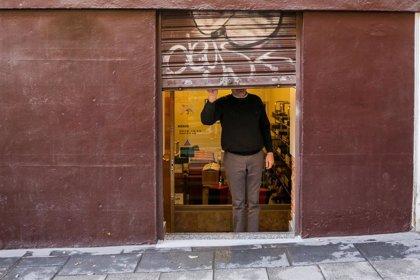 Dos de cada tres negocios abrieron en el estado de alarma y cuatro de cada diez hicieron un ERTE