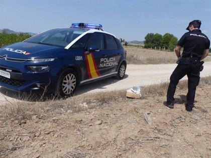 Detenido en Yecla (Murcia) por lanzar desde su coche 100 gramos de marihuana al cruzarse con una patrulla