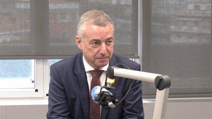 Urkullu llama a reflexionar sobre la victoria de los países frugales  en la presidencia del Eurogrupo