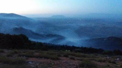 """Alcalde de Quesada (Jaén): """"Este incendio ya no me preocupa, pero sí que vengan otros"""""""