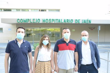 Especialistas del Hospital de Jaén publican un estudio de embarazadas con Covid-19 que no estima transmisión al bebé