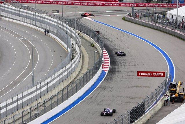 Gran Premio Rusia 2019