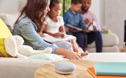 Google desvela el diseño del nuevo altavoz inteligente Nest, sucesor del Google Home