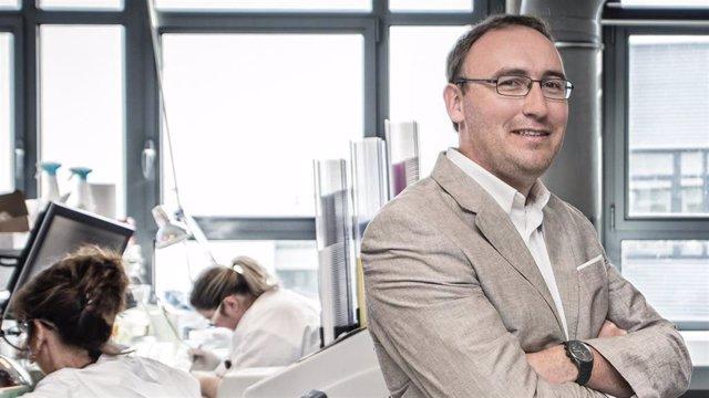 CEO de OncoDNA, Jean-Pol Detiffe