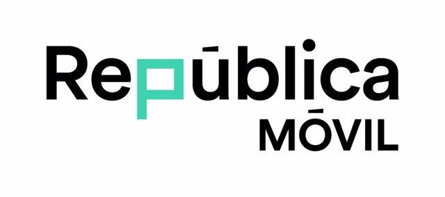 Logo de República Móvil, marca del Grupo Orange