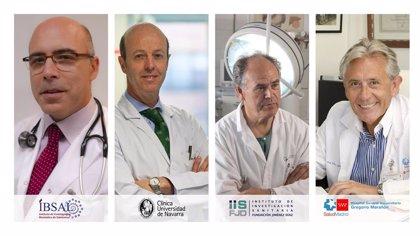 Coronavirus.- Las células madre de la grasa mejoran el pronóstico de pacientes graves de COVID-19