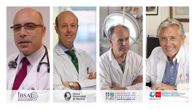 Coronavirus.- Las células madre de la grasa mejoran el pronóstico de pacientes g