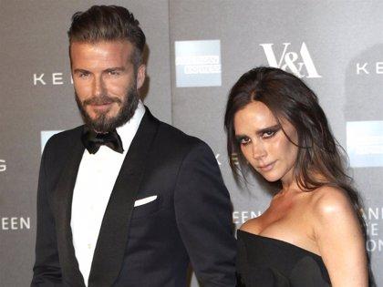 David y Victoria Beckham celebran su día más especial