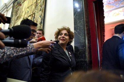 Gloria Elizo (Podemos) cuestiona que Iglesias ocultara la tarjeta de Dina: Las mujeres no necesitamos paternalismos