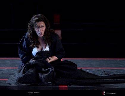 El Teatro Real retransmitirá en directo el 15 de julio la versión semiescenificada de 'La Traviata'