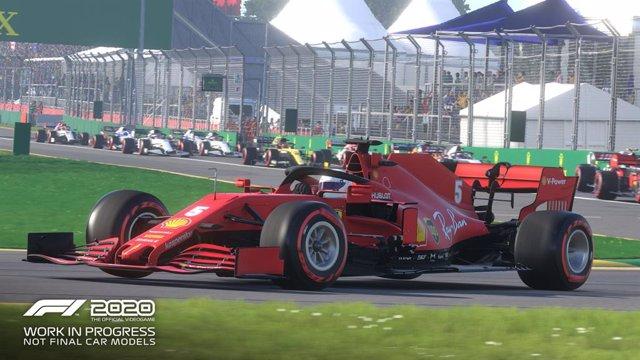 Codemasters lanza F1 2020, el videojuego oficial del Campeonato Mundial de Fórmu