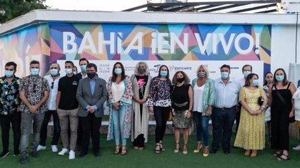 Conciertos al aire libre, autocine y gastronomía completan la oferta de ocio de San Fernando (Cádiz) con Bahía ¡En Vivo!