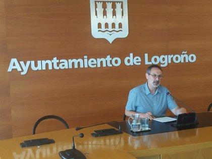 """Antoñanzas, tras su primer año al frente de Logroño Deporte: """"Hemos potenciado el deporte como elemento esencial"""""""