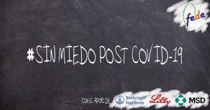 FEDE lanza '#SinMiedoPostCOVID19' para mandar un mensaje de tranquilidad por la vuelta a centros asistenciales