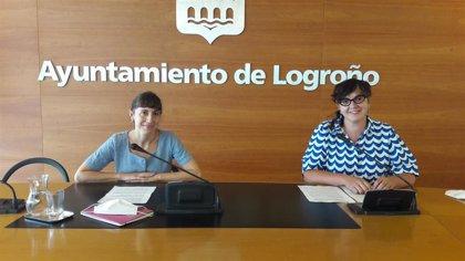 Se inaugura en Logroño el programa 'Cultura en la calle' de la Biblioteca Rafael Azcona