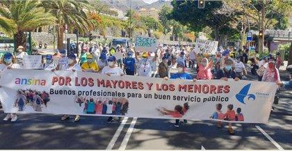 El Cabildo de Tenerife debate el lunes en dos plenos extraordinarios los despidos en Ansina y el Cidemat
