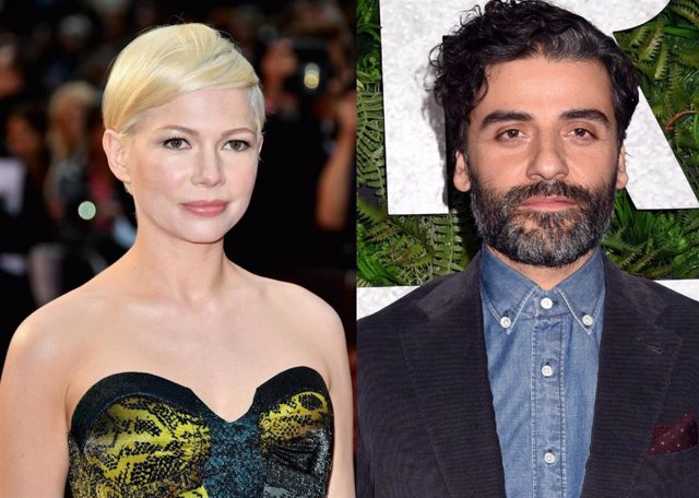 Michelle Williams y Oscar Isaac protagonizarán la nueva serie de HBO