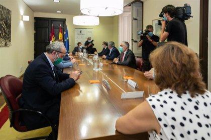 """Junta tiene """"muchas expectativas"""" en el futuro de la provincia de Albacete con la remodelación de sus hospitales"""
