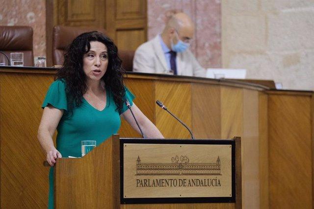 La consejera de Igualdad, Rocío Ruiz, en una imagen de archivo.