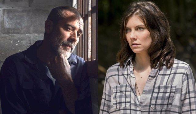 The Walking Dead: Jeffrey Dean Morgan adelanta el duelo entre Negan y Maggie en la temporada 11