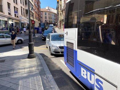 """Avadeco pide al Ayuntamiento de Valladolid que """"recapacite"""" y """"corrija el caos"""" por la reordenación del tráfico"""