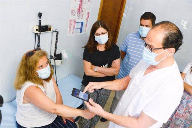 Servicio de Teledermatología
