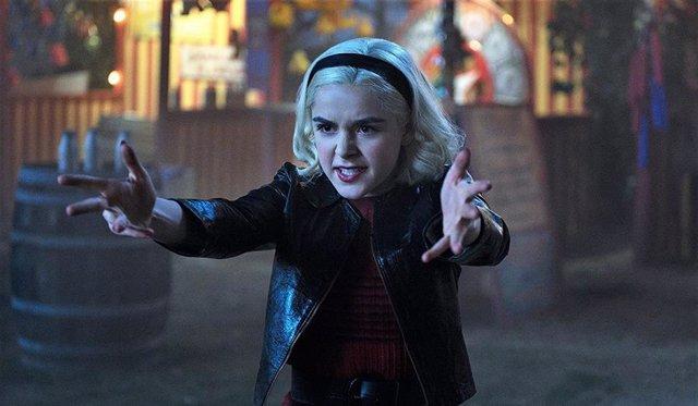 Las escalofriantes aventuras de Sabrina, serie de Netflix