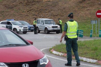Los fallecidos en accidentes de tráfico suben un 22% desde el final del estado de alarma, según la DGT