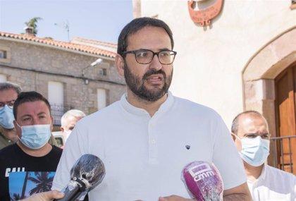 """Gutiérrez (PSOE) cree que la crisis del COVID hace necesario """"acelerar"""" en C-LM la Ley de Desarrollo Rural"""