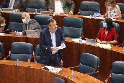 """Reyero trabajará con Iglesias para un cambio del modelo residencial que """"garantice la atención sanitaria"""" en los centros"""